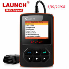 Car OBD2 Scanner Launch V Read Erase Codes Full Test Engine Diagnostic Tool DTC