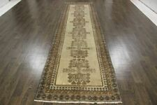 Traditional Antique Area Carpets 100% Wool Handmade Rugs 98 X 350 CM