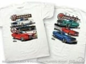 Race Bred Mustangs / True Horses T-Shirt - Free USA Shipping on This Shelby Item