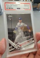 2017 Topps Chrome Update RC Dodgers CODY BELLINGER Rookie Card PSA 10 GEM MINT