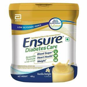 Ensure Care Adult Nutrition Health Drink- 400g (Vanilla)