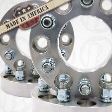 "x4 | Silverado Rims on Trailblazer | Wheel Adapters / 1"" Spacers | 6x5 to 6x5.5"