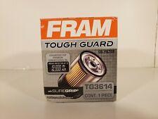 Fram Tough Guard TG3614 Oil Filter fits PH3614 XG3614 10-2835 M1-102 51348 1348