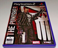 The Punisher PS2 PAL *Complete*