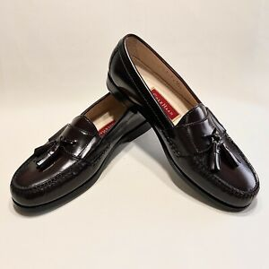 Cole Haan Mens Tasseled Loafers (03507) Size - US 9.5 D