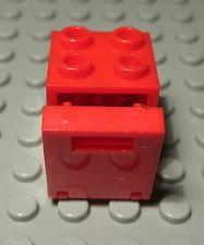 Lego Schrank 2x2x2 Rot                                                   (380 #)