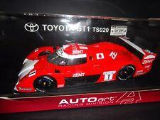 Autoart Toyota GT-1 Le Mans TS020 #1 1/18 <RARE>