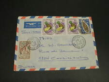 Cameroon 1969 airmail cover to switzerland *30228