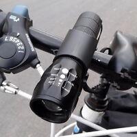2000 Lumens CREE Q5 Bicycle Light LED Bike Bicycle Front Waterproof Lamp+ Holder