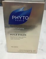 Phyto Huile D'Ales Intense Hydrating Treatment Oil - 5 Ampoules 0.33oz Each