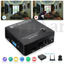 8CH 1080p HDMI NVR Network ONVIF Video Recorder CCTV Security P2P HDMI VGA LAN