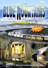 Blue Mountains Combo DVD Pentrex Union Pacific UP Oregon Division La Grande NEW
