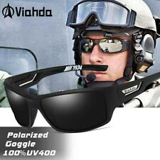 New Polarized Sunglasses Military Tactical Driving Glasses Unisex Sports Eyewear