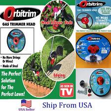 Orbitrim No String Head Gas Trimmer Solid Steel