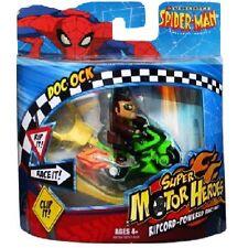 SPIDER-MAN 78701/89769 SUPER MOTOR HEROES DOC OCK NEU&OVP