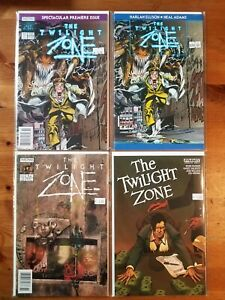 Twilight Zone Comic Lot 1