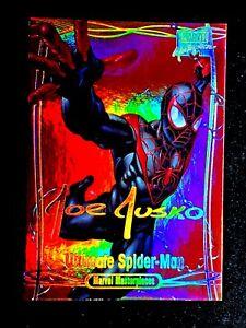 2016 Marvel Masterpieces Gold Foil Signature Series ULTIMATE SPIDER-MAN #1 Jusko
