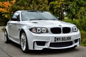 BMW 1 Series 1M Body Kit for the 1 Series E88/82