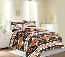 Southwest 3pc Sherpa Blanket- FAST FREE PRIORITY SHIPPING FROM DALLAS,TX