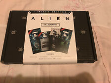 RIDLEY SCOTT'S ALIEN LIMITED EDITION SEALED COLLECTOR'S BOX ONLY 9,995 RELEASED