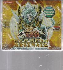 Yu-Gi-Oh! 5 D's Hidden Arsenal 2, Sealed Box 24 packs English 1st Edition