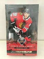 2018-19 Upper Deck Series Two HOCKEY - SEALED HOBBY BOX! 24 8-Card Packs
