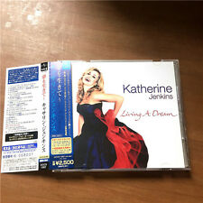 KATHERINE JENKINS LIVING A DREAM  UCCS-1087 JAPAN CD OBI Z-4789