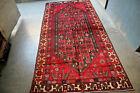 COLLECTORS' PIECE Antique Armenian Central Asian Black background Floral Carpet