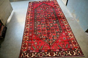 COLLECTORS' PIECE Antique Armenian Central Asian Black background Floral Carpet