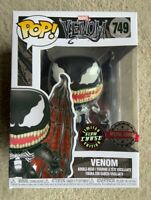 RARE CHASE Venom with Wings Glow GITD Funko Pop Vinyl New in Mint Box + P/P