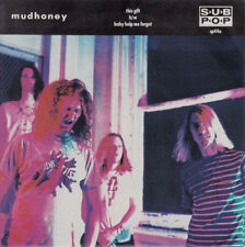 Mudhoney ‎– This Gift b/w Baby Help Me Forget