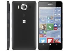Microsoft Lumia 950 5,2-Zoll 20MP 3GB RAM 32GB LTE Smartphone - Schwarz  RM-1104