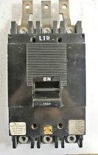 Square D 997318 ML 3  3 pole 150 amp 600 volt circuit breaker  CHIP*