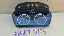 BMW 5 SERIES E60 E61 530D FRONT INSTRUMENT ODOMETER SPEEDOMETER CLUSTER 9135254