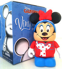 """DISNEY VINYLMATION 3"""" PARK 11 MINNIE MOUSE'S FLY GIRLS CHARTER AIRLINE SHOW DCA"""