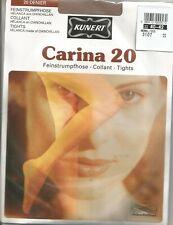 A VOIR !! collant T2 KUNERT Carina colori beige fin 20 den
