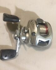 Abu Garcia ambassadeur Silver Max 6.2:1 gear ratio BaitCasting fishing reel