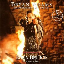 BRYAN ADAMS - (Everything I do) I do it for you  - CD MAXI JEWEL CASE 4T 1991