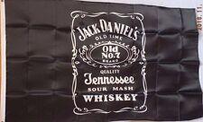JACK DANIELS Tennessee Whiskey Flag 3' X 5'