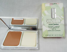 Clinique Even Better Compact Makeup SPF15 in Honey 11 (MF-G) Retired Discontinue