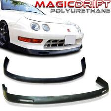 94 95 96 97 Acura Integra JDM BYS Sport Front Bumper PU Lip Urethane Plastic