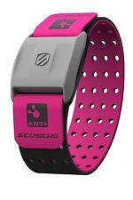Scosche Rhythm+ Heart Rate Monitor Armband - Pink - Authorized Reseller
