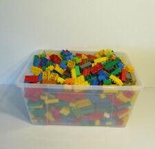 (HK) LEGO Duplo 60 bunte Bausteine Steine 20 2x4 + 40 2x2 Noppen Starterpaket Kg