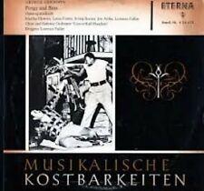 George Gershwin + LP + Porgy & Bess-Opernquerschnitt (ETERNA) (Chor & Sinfoni...