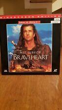 Laserdisc Braveheart Pal Deutsch