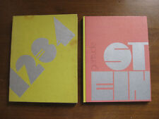 GERTRUDE STEIN  - NARRATION - FOUR LECTURES  1st - slipcase box HC 1969