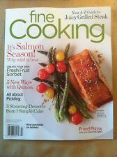 Fine Cooking June/July 2014 FREE SHIPPING, A-Z Guide To Juicy Grilled Steak