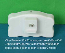 chip reset resetter For EPSON Pro 9450 4000 4450 4880 7800 9800 7880 9880 10600