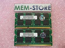 """16GB (2x8GB) PC3-10600 SODIMM SAM Memory MacBook Pro 15"""" 2.4GHz 2.5GHz Quad i7"""