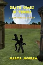 Death Comes in Threes : A Sandi Webster Mystery by Marja McGraw (2014,...